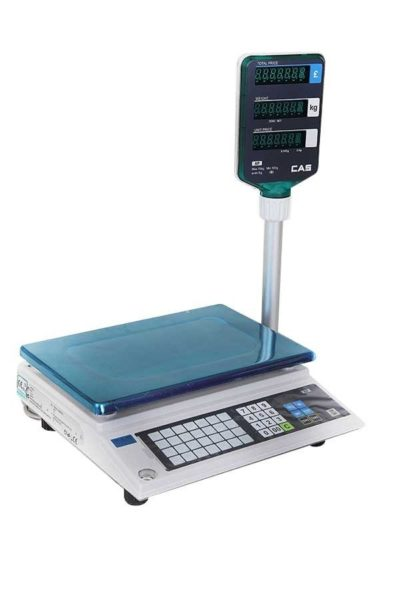 CAS AP Series 6Kg Flat Plate Weighing Scale - CE053 1