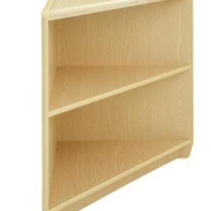 Choice Series Open Corner Unit - Oak