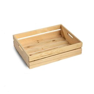 SP126 Wooden crate