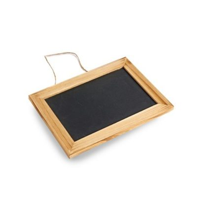 SP152 Pack of 2 large chalkboard with string