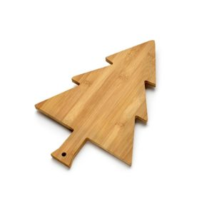SP228 Christmas tree bamboo board