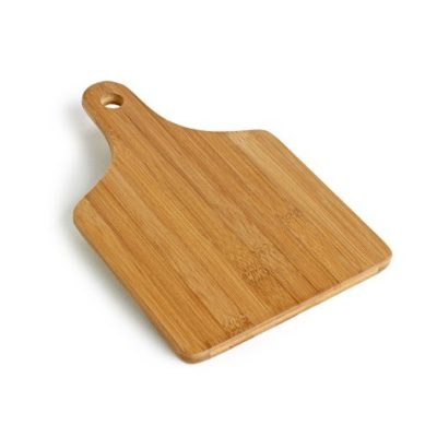 SP241 Bamboo board with handle