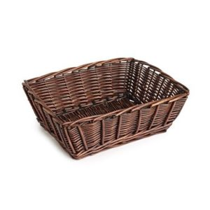 TR126 Large dark willow tray