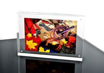 PS8112 - 15mm Photo Frame Block (A4)