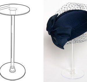 PS9351 - Single Hat Display