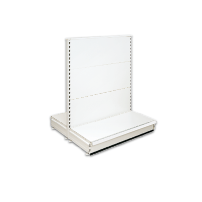 Double Sided Gondola Retail Shop Shelving - Jura