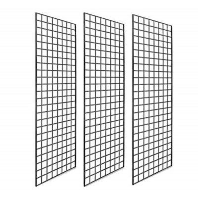 Gridwall Panels - Pack of 3