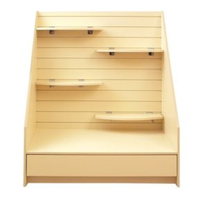 Gift Display Unit - L120cm - Cream