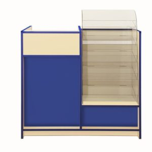 300 Series Confectionery Counter with Till Point