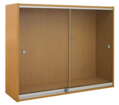 300 Series Wall Display Cabinet