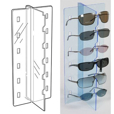 PS9298 Sunglasses Display