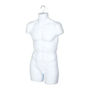 R1124 Gents Body Form - White