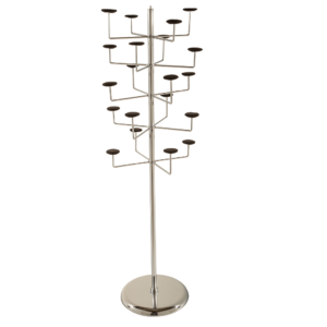 R125 5 Tier Millinery Stand