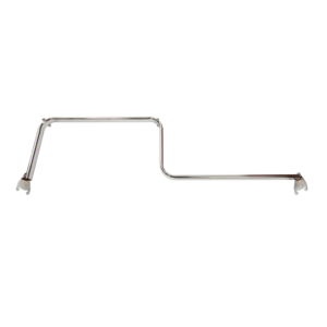 R1325 - Combination Hanging Rail for Twin Slot Uprights
