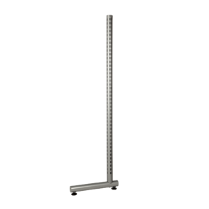 R1363 R1364 R1365 Round Twin Slot Upright with L Leg