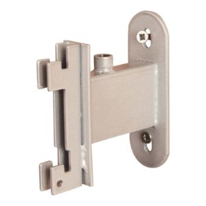 R1372A -Adjustable Wall Fixing for Twin Slot Round Column - Small