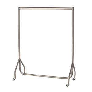R1 Silver Clothes Rail