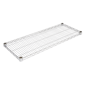 Heavy Duty Chrome Wire Shelves PK04