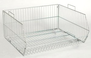 R1625 - Stacking Baskets - 600mm x 540mm 1