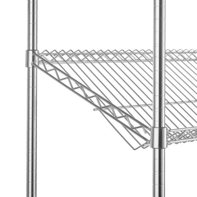 R933 R934 Sloping Chrome Wire Shelves