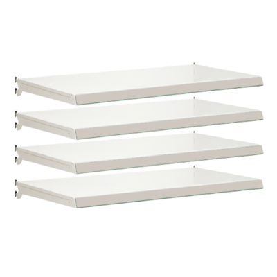 Pack of 4 complete shelves for Evolve S50i - Jura