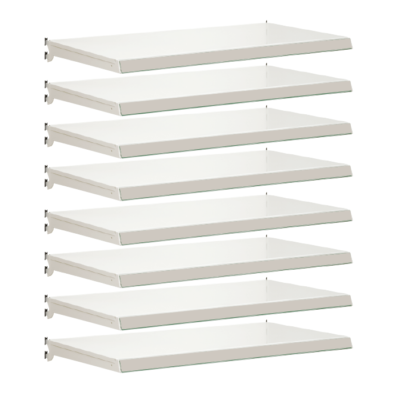 Pack of 8 complete shelves for Evolve S50i - Jura