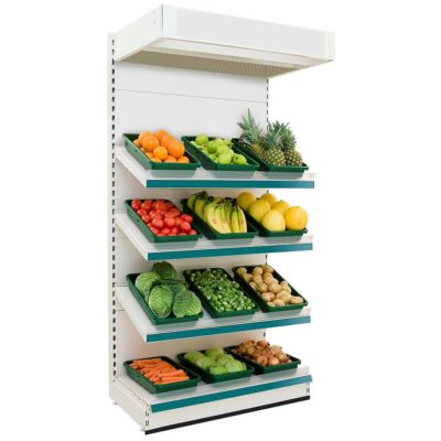 Specialist shelving displays
