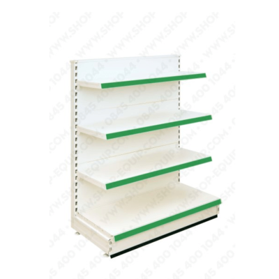 Low Level General Shelving Display Retail Shops and Newsagents