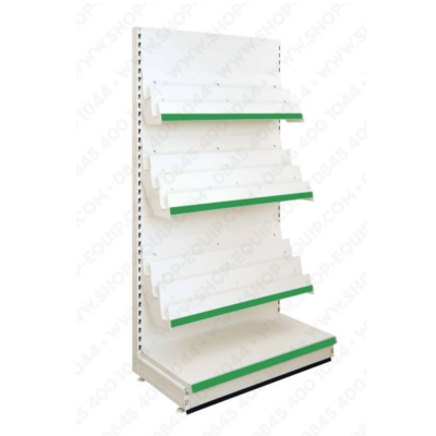 8 tier Magazine Shelving for Retail Shops and Newsagents