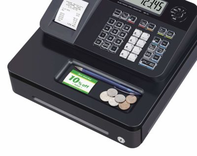 Casio SE-G1 - GH585 - Electronic Cash Register