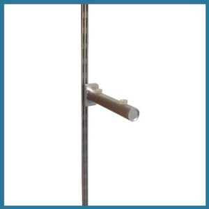 Slotted Post Shelf Bracket