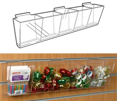 SL1490 - Acrylic General Purpose Container 1
