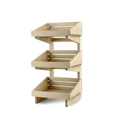 SP252 - 3 tier Counter Top Display Stand