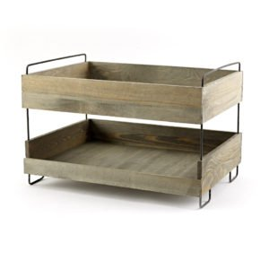 SP325 Tiered Display Stand