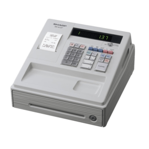 Sharp XE-A137 Cash Register