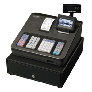 Sharp XE-A207 Cash Registers