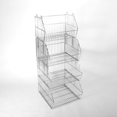 Stacking Baskets Example