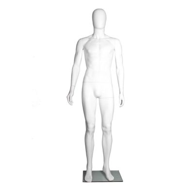 Male Egghead ECOM1 Eco-Friendly Mannequin 1
