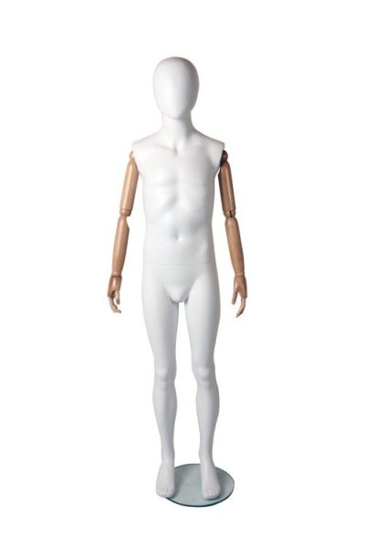 VCK7-ART Age 10-12 Articulated Child Mannequin 1