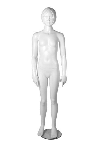 VCK6 Age 10-12 Years Girl Mannequin 1