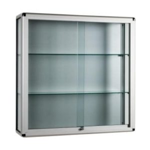Unibox UB020 - Wall Display Cabinet