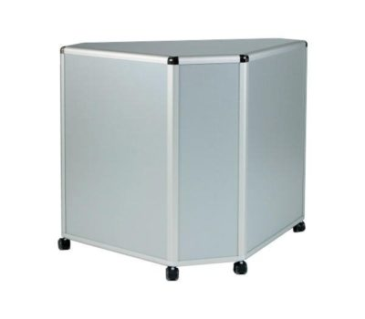 Unibox UB47 - Solid Corner Counter Showcase
