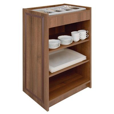 Choice Range - Cutlery Stand - Self Assembly - Walnut - CF103
