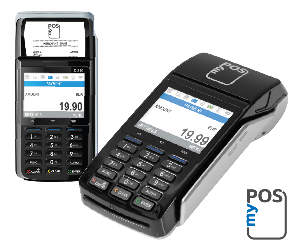 myPos Credit Card Terminals 4
