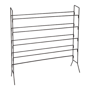 R36 Shoe Rack - Black