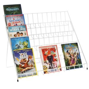 Flat Pack Counter Stand - Cards, DVDs etc