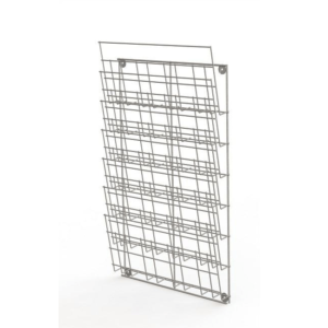 Leaflet Holder Display Rack