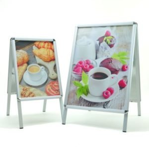Display Frames and Chalkboards