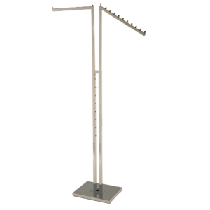 R119 - Adjustable 2 Arm Merchandising Rail