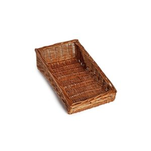 SP035 Sloping Display Basket 25cm